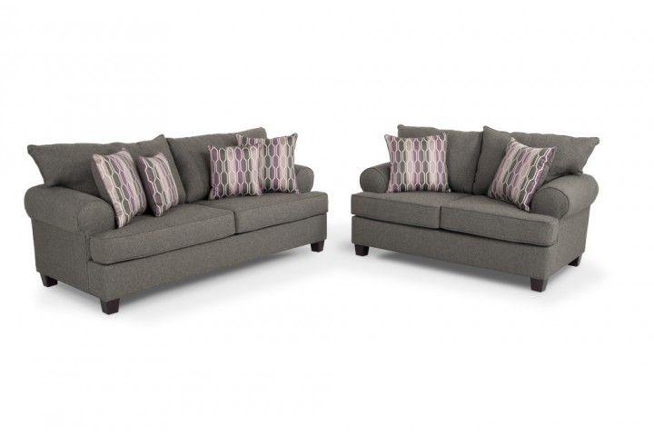Kasey Sofa Amp Loveseat Furniture For Livingroom