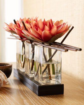 flower arrangement for larg