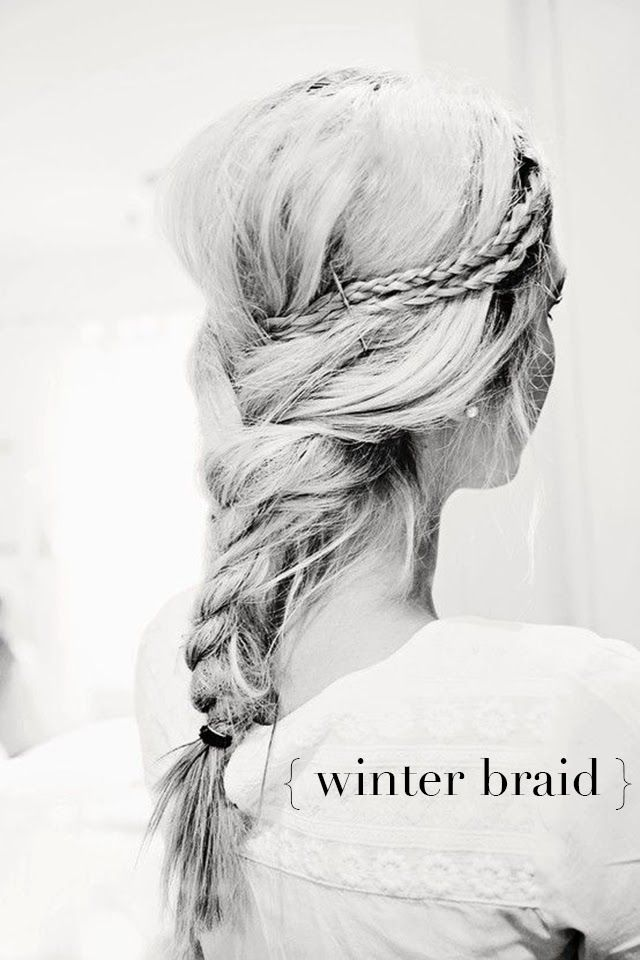 { winter braid }