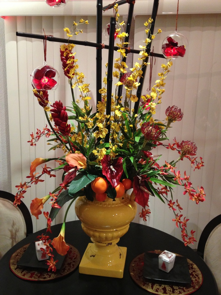 17 Best Images About Chinese New Year Arrangements On