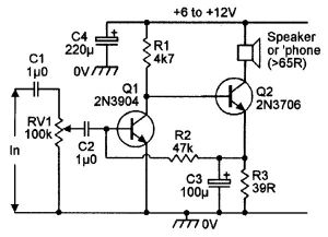 BIPOLAR TRANSISTOR COOKBOOK — PART 7  Nuts & Volts Magazine  For The Electronics Hobbyist