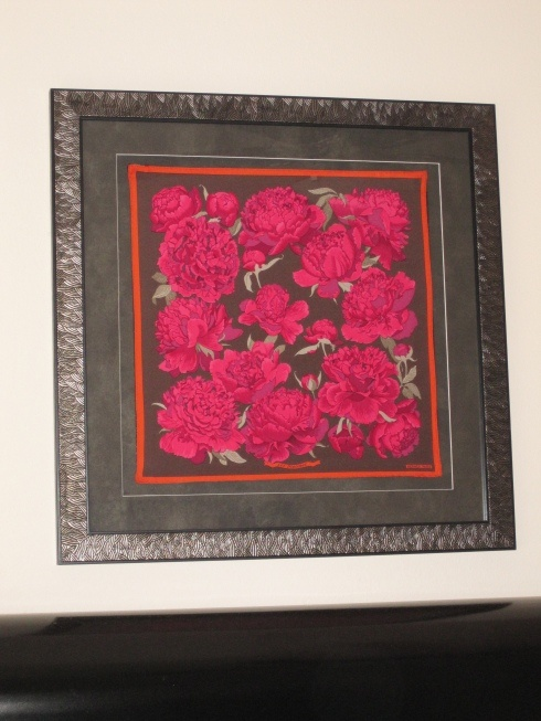 1000 Images About Framed Hemes Scarfs On Pinterest One Kings Lane Wall Decor And Desks