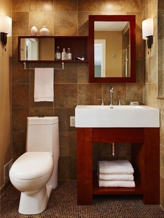 89 best images about Small space ideas, garage conversion ... on Small Space Small Bathroom Ideas Pinterest id=58780