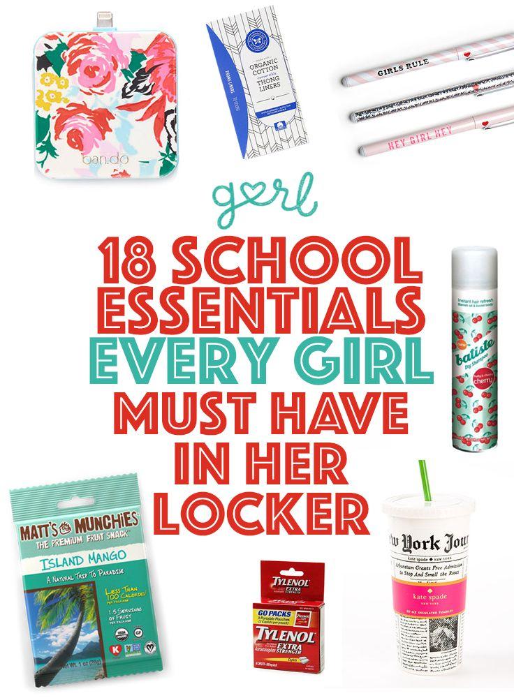 how to open a locker in middle school