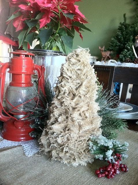 You Make Tree Shape 3 Do Christmas Felt How Foot Cone Out Stuffed