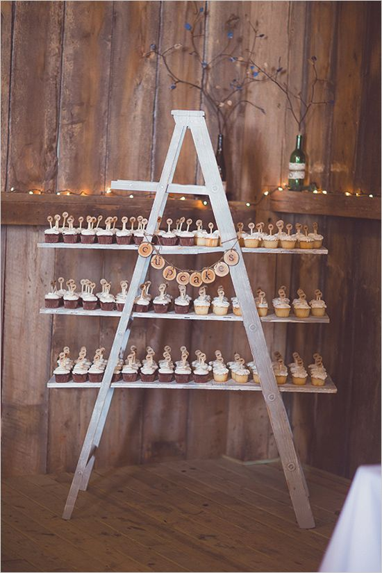 25 Best Ideas About Rustic Wedding Cupcakes On Pinterest