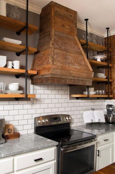 40 kitchen vent range hood designs and ideas removeandreplace com kitchen pinterest on outdoor kitchen ventilation id=51178