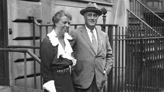 Eleanor Franklin D Roosevelt Family