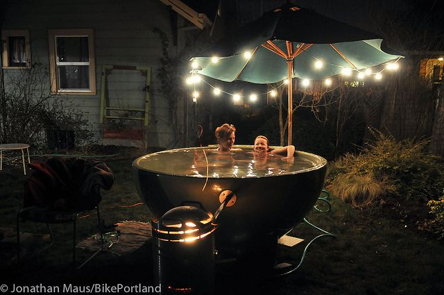 17 Best Images About Tubs Hot Wood Fired On Pinterest