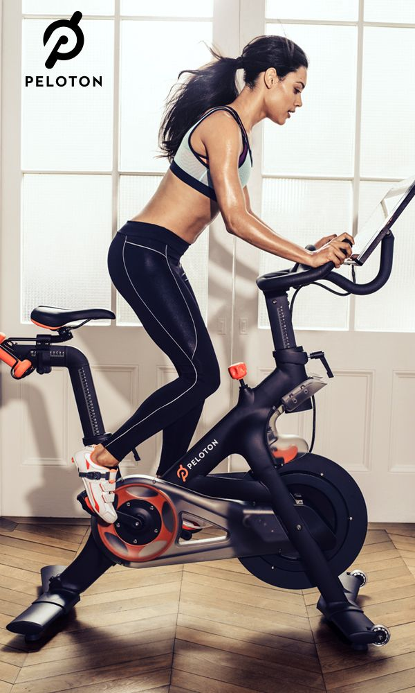 The next best thing to your own private cycling studio.: