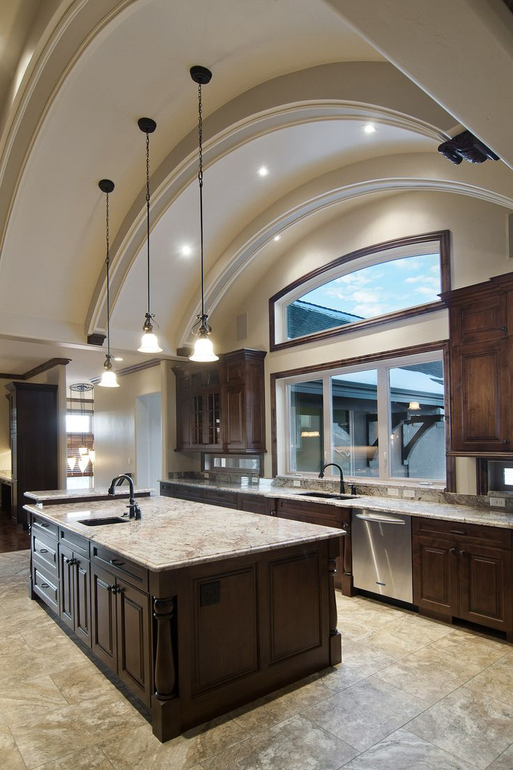 41 best images about kitchens w dark cabinets on pinterest dark cabinet kitchen island on kitchen ideas with dark cabinets id=93163