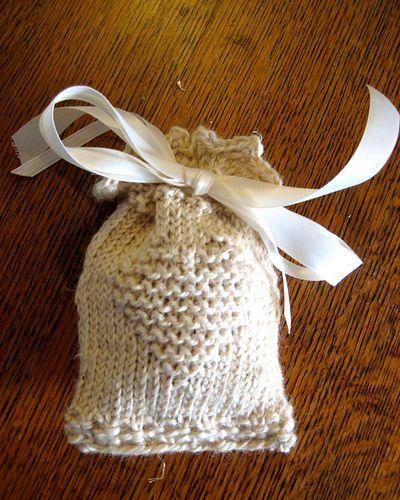 Heart Sachet Free Knitting Pattern Pattern 21 Free