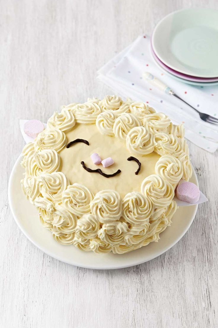 25 Best Ideas About Sheep Cake On Pinterest Jet Puffed