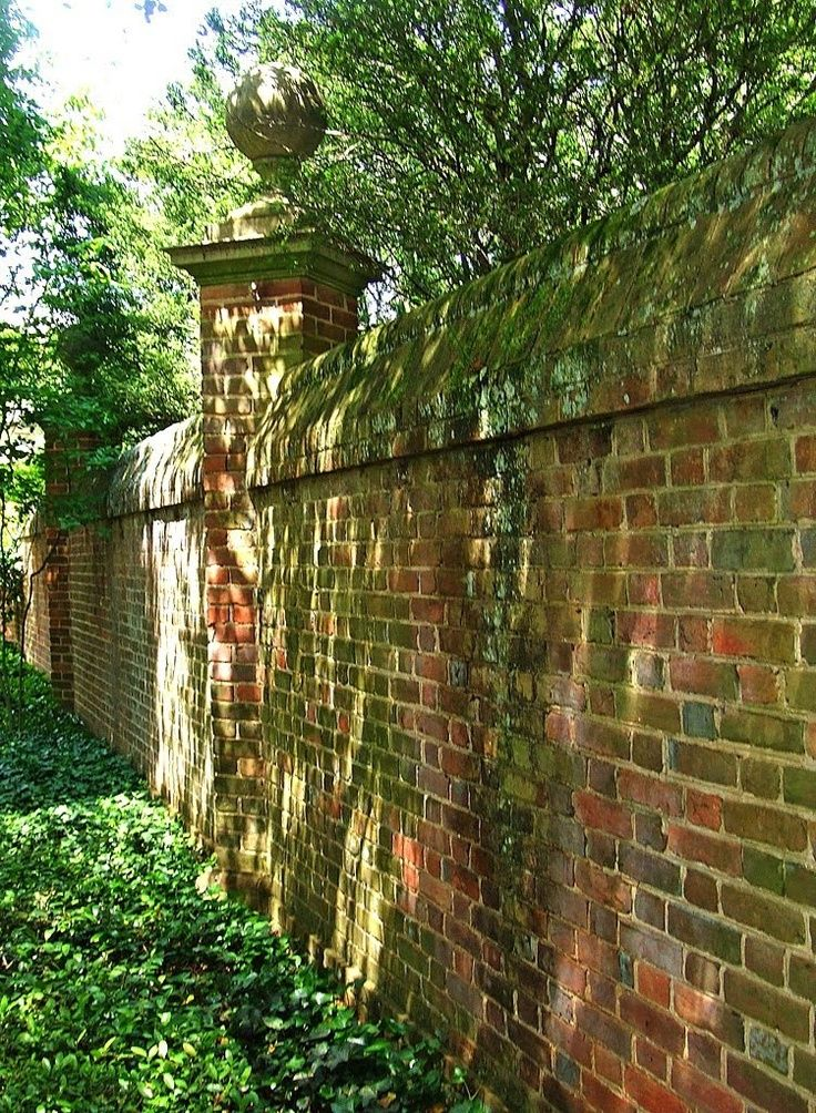 17 best images about old english garden on pinterest on brick wall id=37363
