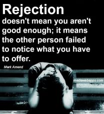 Image result for Rejection Hurts