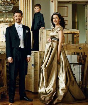 Royal maternity style – Princess Mary of Denmark pregnant.jpg