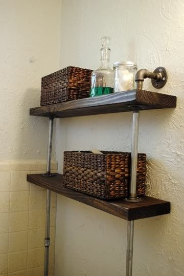 1000 Images About Over The Toilet Shelves On Pinterest Toilets Wooden Floating Shelves And