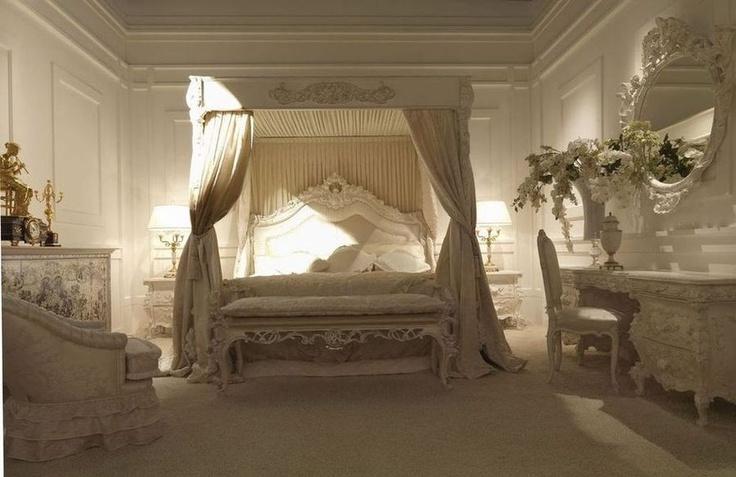 Bedroom Furniture Like From Italian Castle From Zanaboni