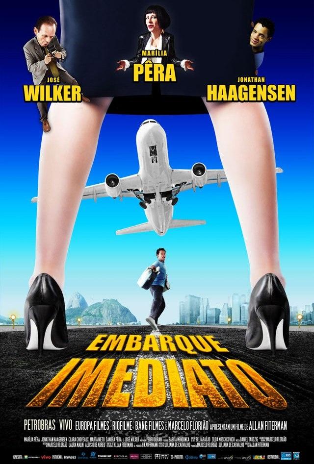 Poster do filme Embarque Imediato