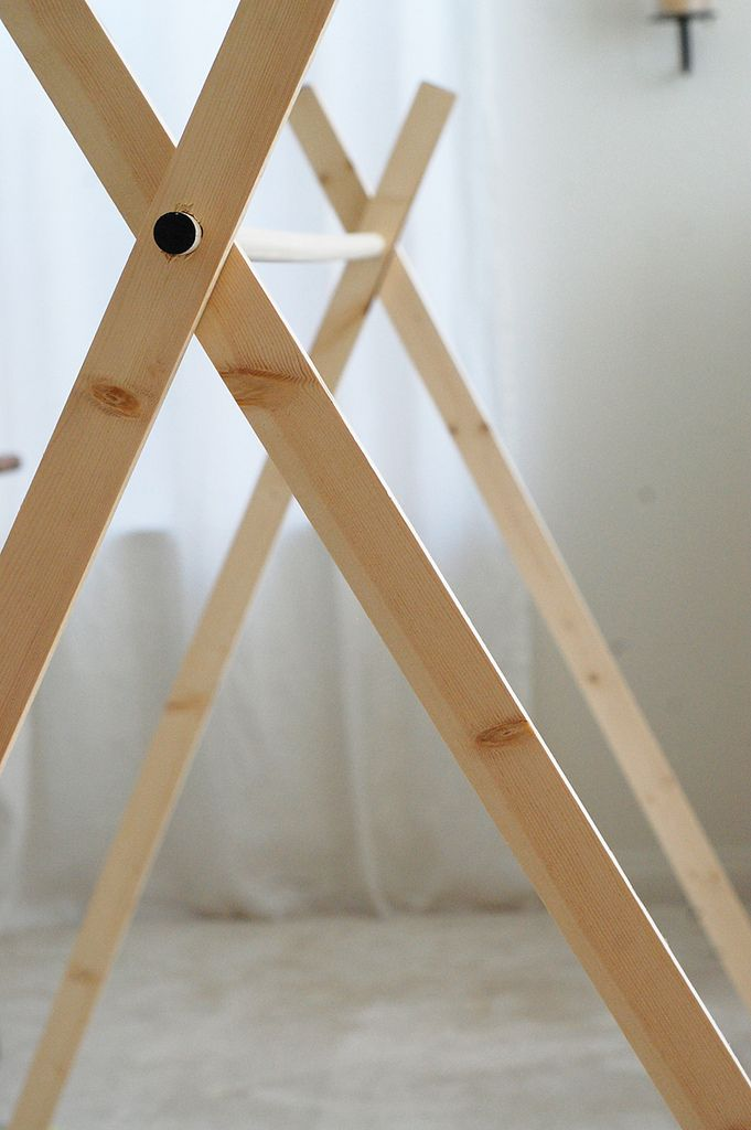 I think this A-frame is much better than the one I just started to make…bummer! Might need to make it a do over. :(