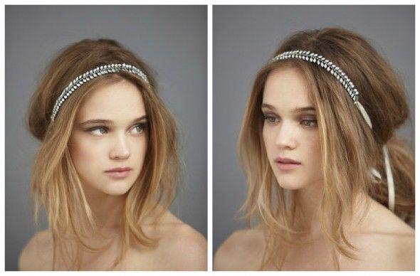 1000 Ideas About Wedding Headband On Pinterest Bridal