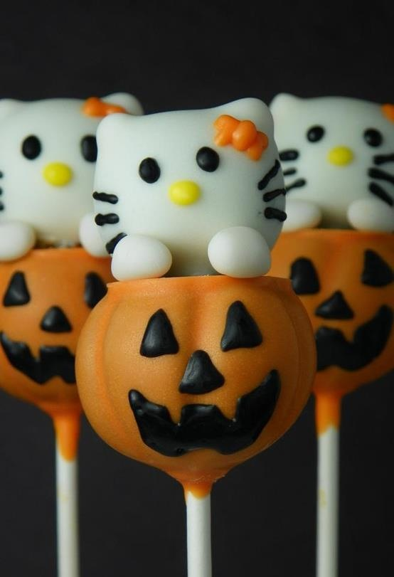 17 Best Images About Hello Kitty Halloween Party On