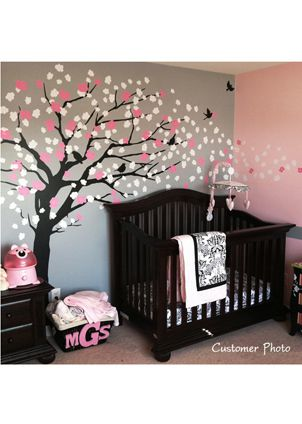 Theres a U missing!!! Horrible and OTT  The best nursery wall decals – Photo Gallery | BabyCenter