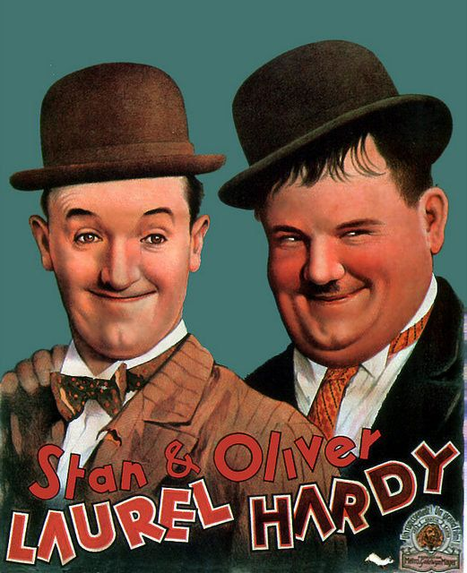 Poster do filme Stan and Ollie