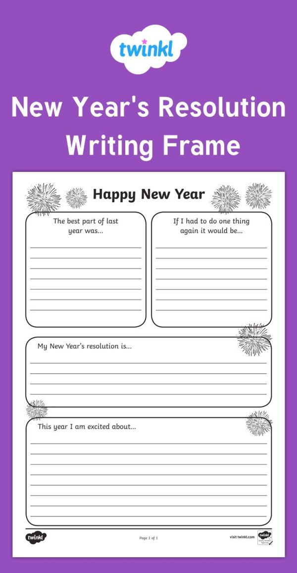 1000+ images about Activities for New Year's on Pinterest ...