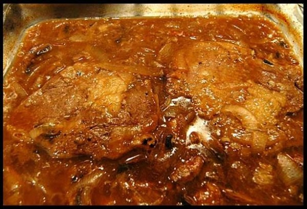 Baked Steak Just tried this recipe. It's very good! I used ...