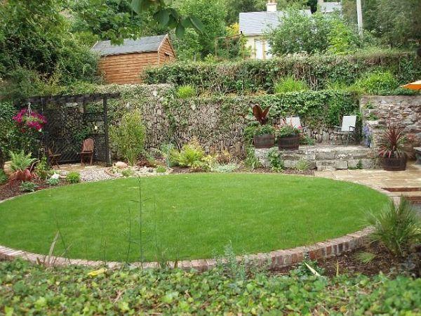 circular garden design ideas Circular Lawn.jpg (640×480) | Courtyard / Pocket Park