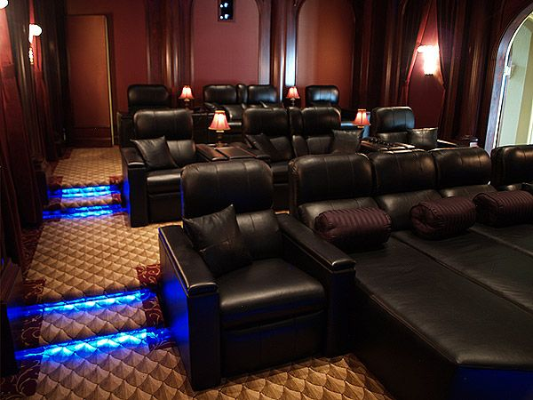 Best 25+ Home Theater Rooms Ideas On Pinterest