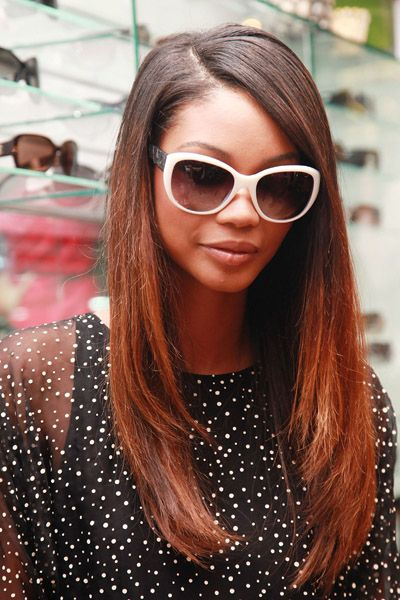 Ombre Weave Hairstyles Fashion Night Out Hair