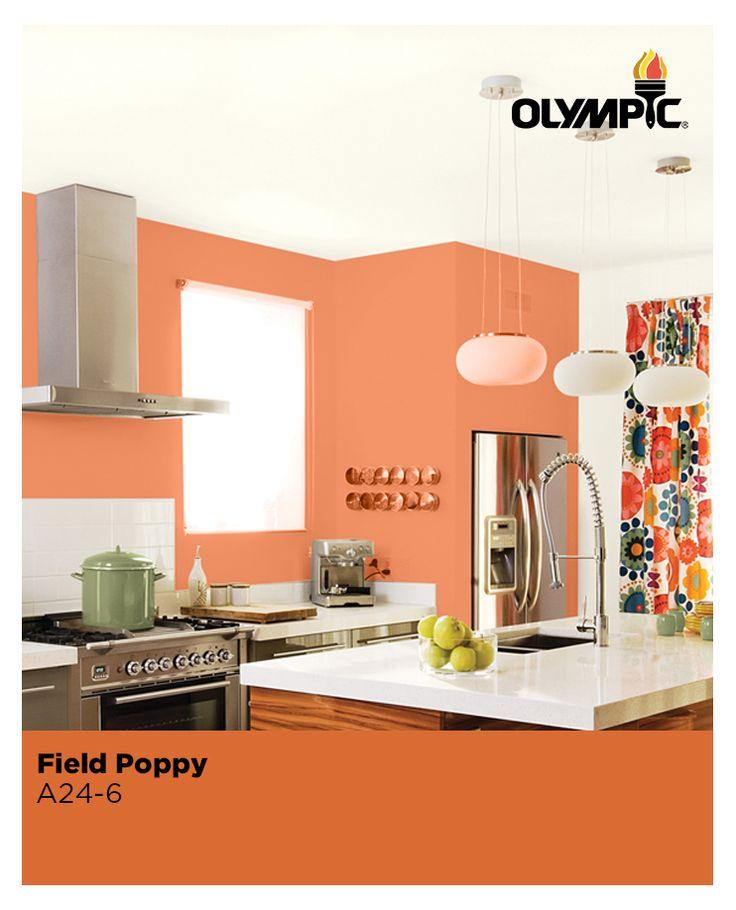 17 best images about orange paint colors on pinterest on valspar virtual paint a room id=49729