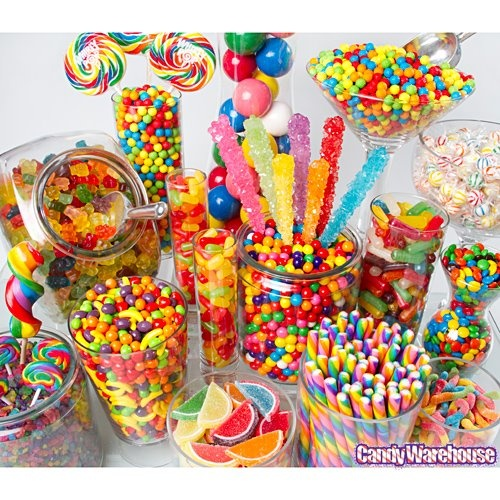 52 Best Images About Candy Buffet Inspiration On Pinterest