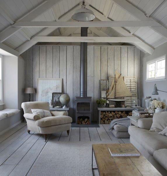 Seaside Cottage Decorating Ideas
