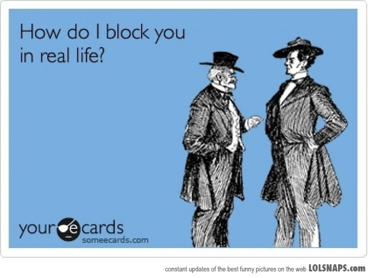 Annoying People on Social Networking Sites