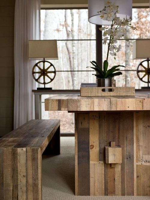 90 Ideas For Making Beautiful Furniture From Upcycled Pallets – Style Estate – y