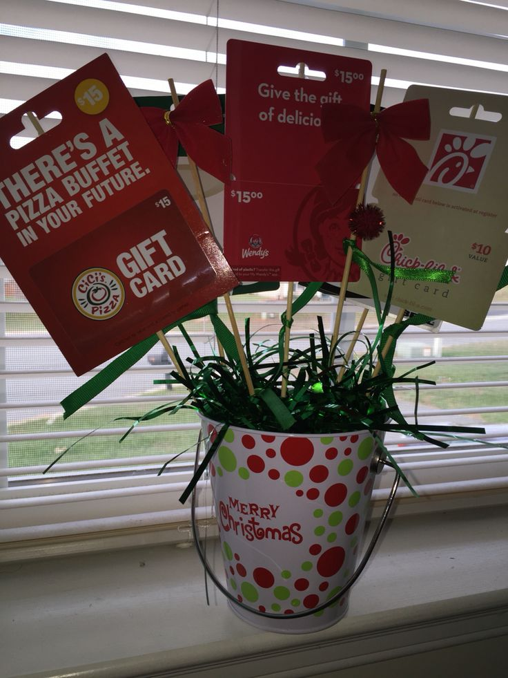 Gift card bouquet my projects created by yours truly