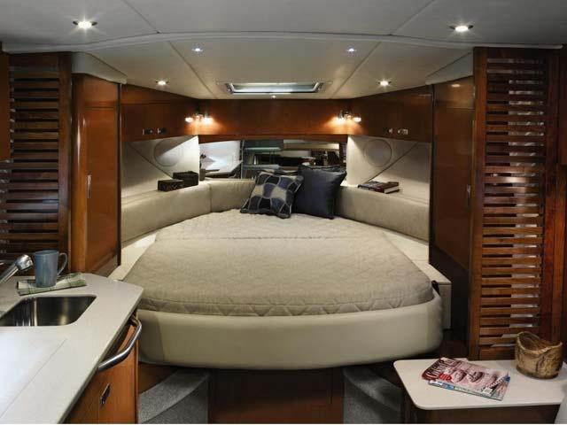 Interior Of Sundancer Boat