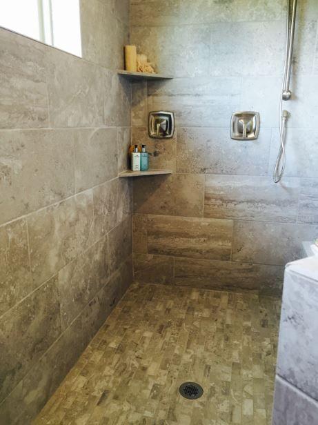 Wall Tile Exquisite 12X24 Chantilly EQ11 Horizontal Brick