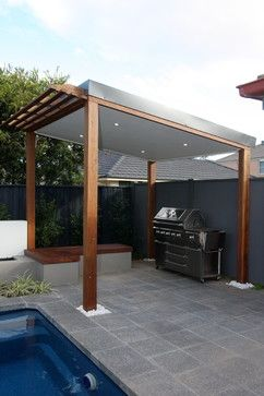 Skillion Patio Roof Renovation Ideas Pinterest Modern Design And Australia