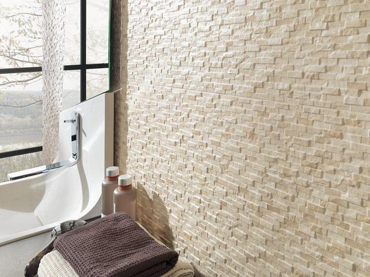 Revestimiento Cermico Mini Brick De Porcelanosa Revestimientos Wall Tiles Pinterest