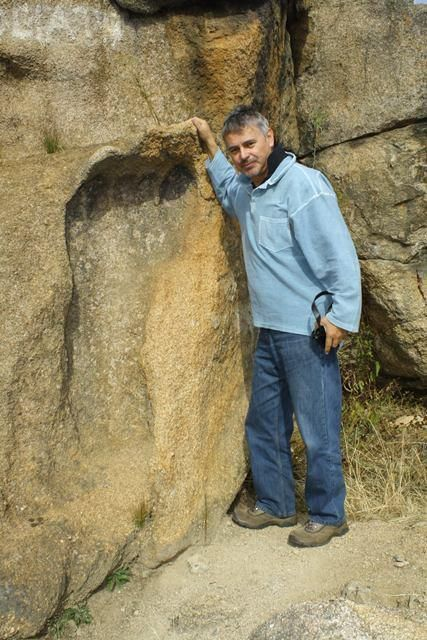200 Million Year Old Gigantic Footprint Found In South Africa