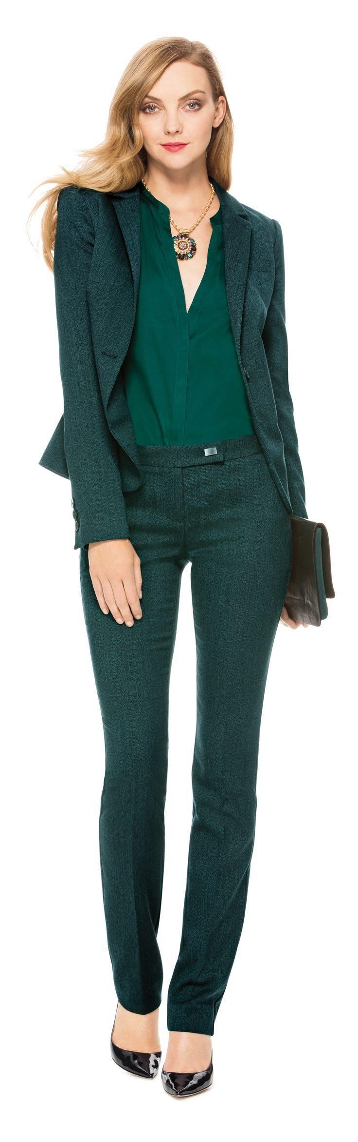 3ab6ece1b9acba862ed50edf0c895a24 Emerald Green Silk Blouse