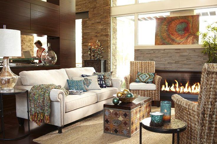 innovative pier one living room ideas