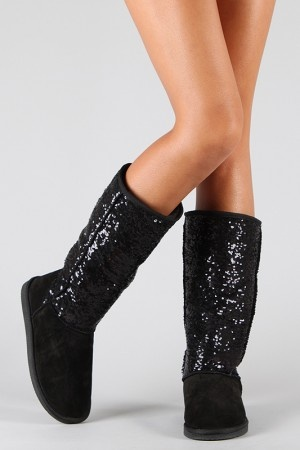 sparkly uggs! What!? And only $34
