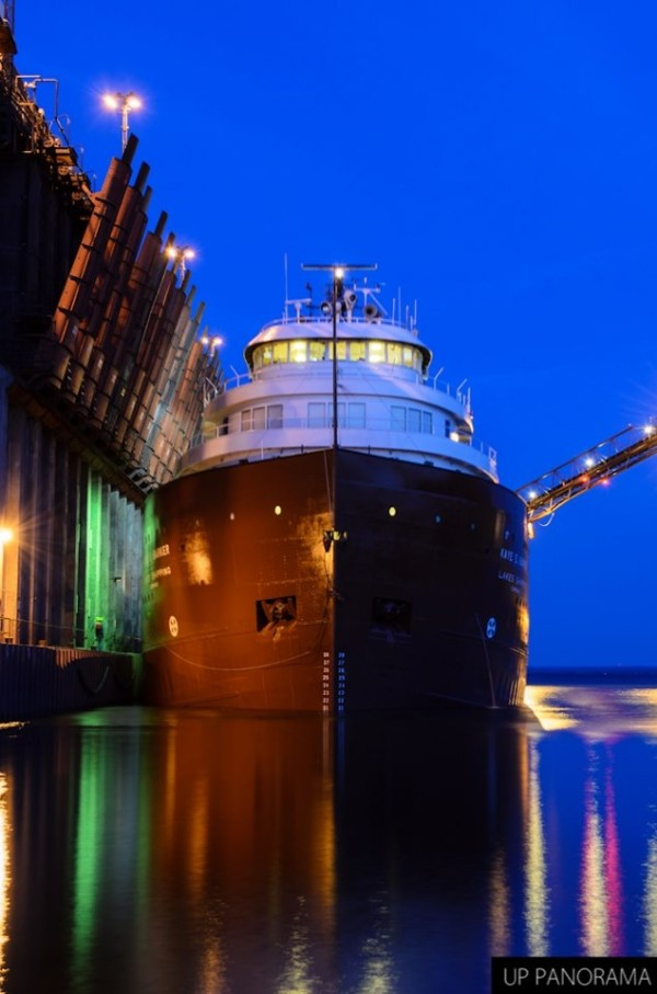 1000+ images about great lakes ships on Pinterest | Rivers ...