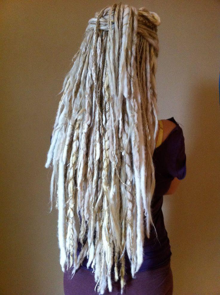 25 Best Ideas About Yarn Dreads On Pinterest Dreadlocks