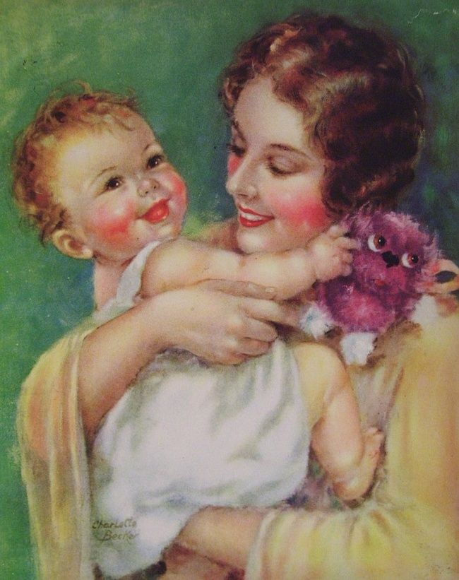 109 Best Images About Mother Amp Child On Pinterest Donald